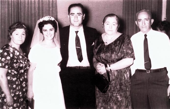 חתונה של יוסף ועדה