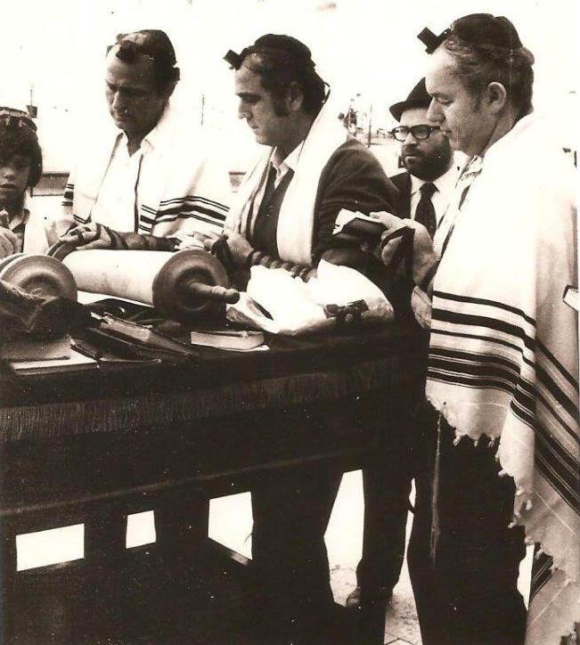 האחים דוד, חיים ויוסף לבית גוטנסקי