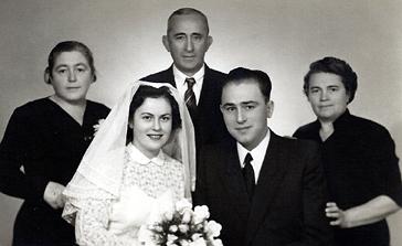 חתונה של דוד ואסתר