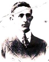יעקב גוטנסקי בצעירותו