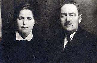 לאה וישראל וולדובסקי