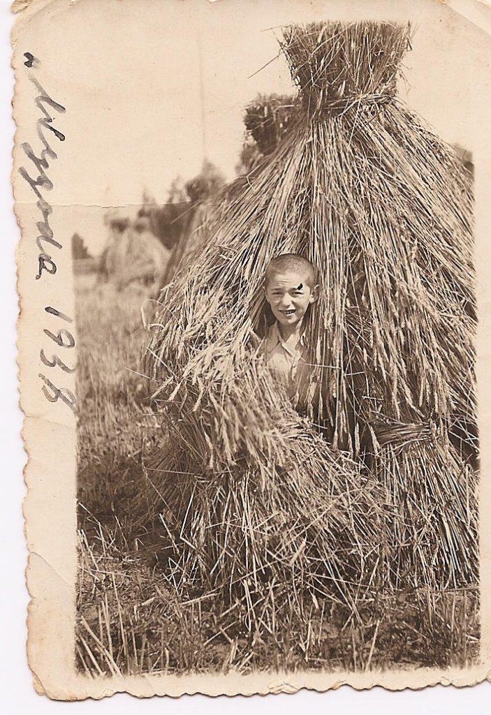 חיים ישראלי 1938 בויגודה